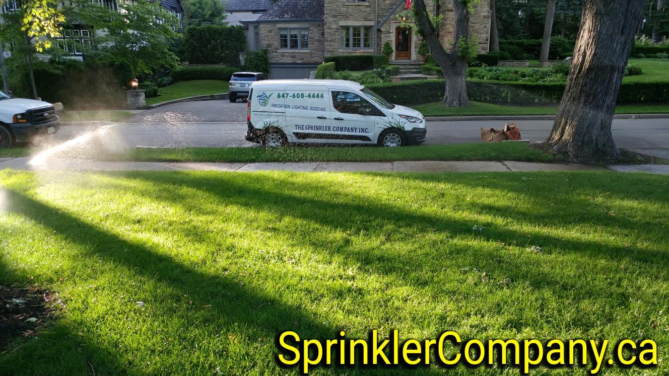 blog the sprinkler company inc